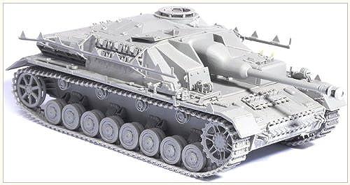 Dragon - D6520 - Maquette - Stug IV Début de Production - Echelle 1 35