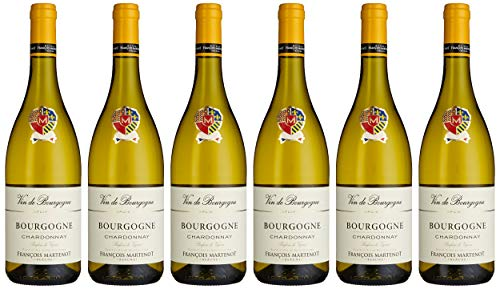 Martenot Parfum De Vigne Chard Bourgogne Chardonnay Blanc (6 x 0.75 l)
