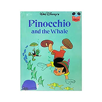 Pinocchio and the Whale - Book  of the Disney's Wonderful World of Reading