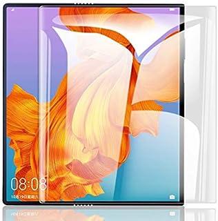 واقي الشاشة الناعم من CENTAURUS Mate X Xs ، (3 حزم) حساسية عالية للغاية رقيقة للغاية ومقاوم للماء استبدال طبقة واقية للشاش...