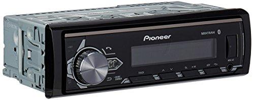 Pioneer MVH-X3 Receptor de Medio Digital con Mixtrax, Bluetooth Integrado, y Control Directo para…