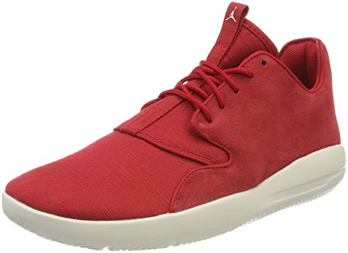 Nike Jordan Eclipse Lea, Sneaker Uomo, Rosso (Gym Red/lt Orewood BRN), 46 EU