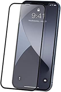 Baseus 0.23mm curved-screen tempered glass screen protector with crack-resistant edges For iP 12 mini 5.4inch 2020(2pcs/pa...