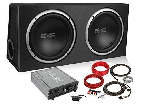 12 sub and amp package for car - 1