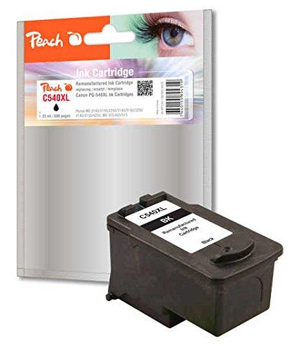 Peach Druckkopf XL schwarz kompatibel zu Canon PG-540XL