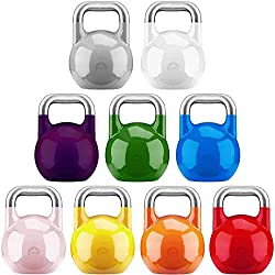 Functional Training Equipment - Competition Profi Kettlebells 8-32 KG