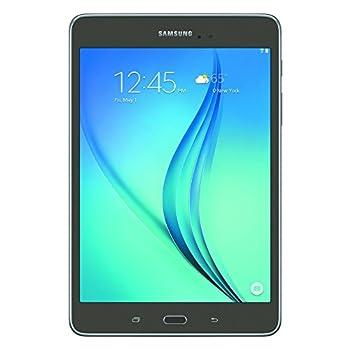 Samsung Galaxy Tab A 16GB 8-Inch Tablet - Smoky Titanium  Renewed