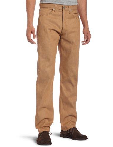 Levi's 501 Levi's Original Fit Jeans Straight, Tobacco STF, 30W / 30L Uomo