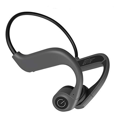 SHANGRI-LA 2019 Upgrade 8GB Memory Bone Conduction Headphones Bluetooth5.0 Lightweight Open Ears Sport Headset Quick Charge Wireless Earphone