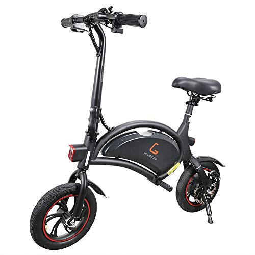 Makibes Kugoo B1 Bicicleta Eléctrica Plegable E-Bike De hasta 25 Km/H con...