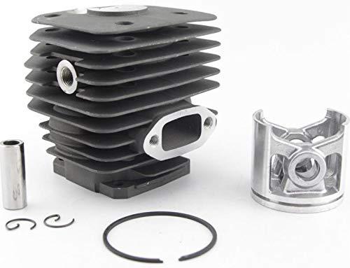 262XP Zylinder-Set, 48 mm, für Husqvarna 261 262 Kettensägen, ZYLINDER Block und Kolbenringe