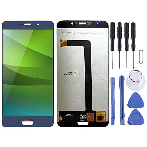 JIANGHONGYAN Montaje Completo de Pantalla LCD y digitalizador para Elephone S7