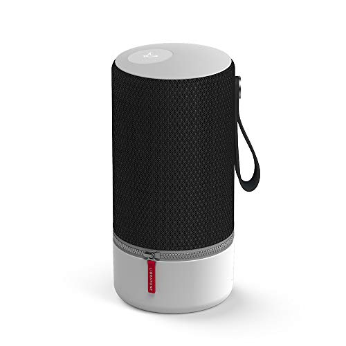 Libratone Portable WiFi Bluetooth Smart Speaker, 360° Loud Stereo Sound with Dual Mic Build-in, 100W Woofer Deep Bass, 12 Hour Playtime, Airplay2 and Spotify Connect, Work with Alexa