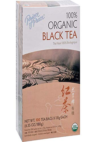 Prince of Peace Tea, Black, 100 Count