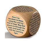 Christian Brands 108299 Prayer Cube Bedtime Prayers by CB Gift