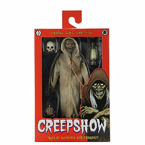 NECA Creepshow figurilla le jouet de fluage poupée horreur Cadeau pour Halloween 18cm 7 pouces- con Caja