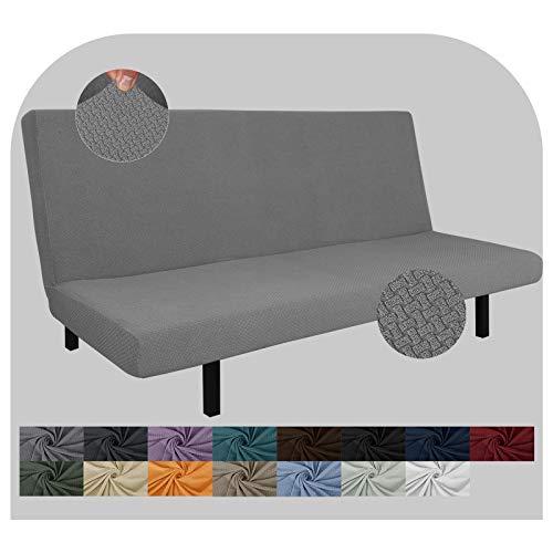 JIVINER - Funda de futón superelástica de licra para sofá cama y...