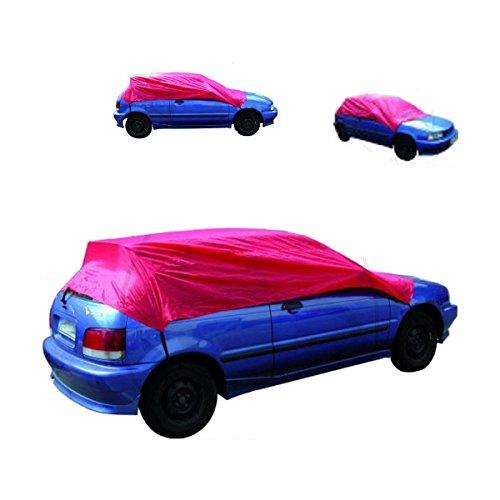 EMMEA TG. L Serviette Couvreur voiture Toit cristal vitres Honda Civic 5P 01 > 05 Bâche