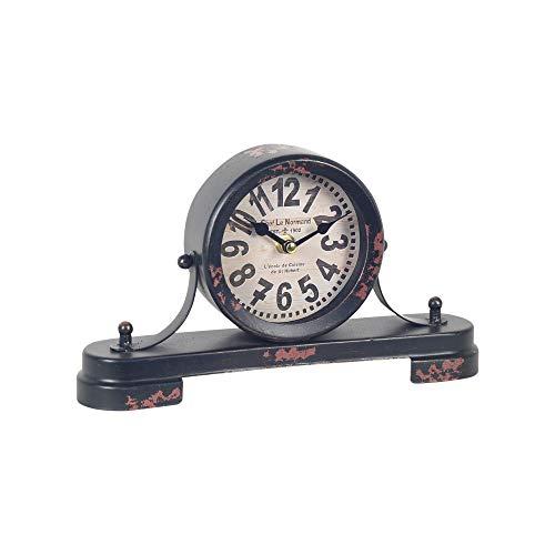 Home Gadgets Reloj sobremesa Retro DM 28 cm