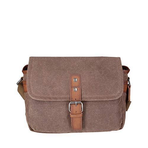 Rollei Messanger Bag - Bolsa para cámara réflex Digital y DSLR