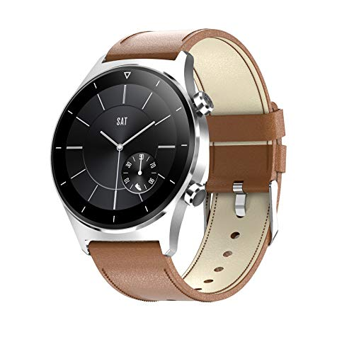 Smart Watch for Android Phones and iPhone - IP68 Waterproof, Heart Rate, Blood Pressure, Blood Oxygen, Step Calories Sleep Fitness Tracker, Call Apps Notification, Compatible with Samsung