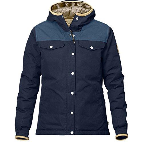 Fjällräven Damen Greenland No.1 Jacket W jacke, Dark Navy, L