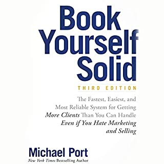 Book Yourself Solid, Third Edition cover art
