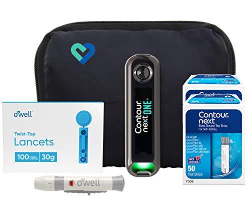 Contour Next ONE Diabetes Testing K…