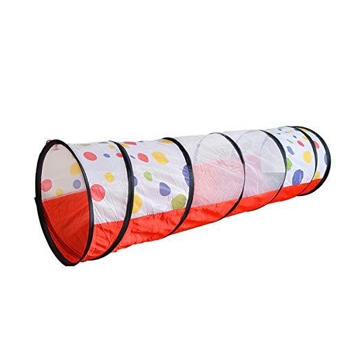 NUB Kinder Tunnel, Spiel Rohr, Kleinkind Kriechtunnel, Geschenke Für Kinder Spiel, Ldeal Für Haus, Garten, Parks, Parteien, Tagespflege Und Mehr