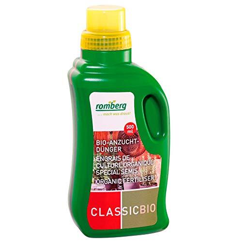 Romberg 10091210 Organischer Bio-Anzuchtdünger (500 ml)