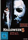 Halloween 5 - Die Rache des Michael Myers [Alemania] [DVD]