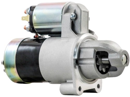 Rareelectrical NEW STARTER COMPATIBLE WITH ONAN P-216 P-218 P-220 P-224 P-227 M2T43581 AM109263 191-1682-05 191-1808-05 19-1949-05