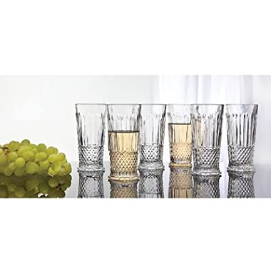 Medea 10 Oz. Highball Glass (Set of 6)