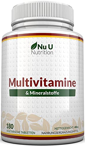 Nu U Nutrition -  Vitamine &