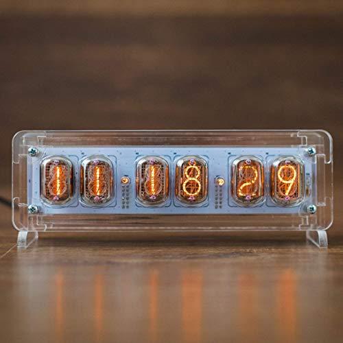 Nixie Star Tube Clock