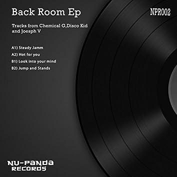 Backroom Ep