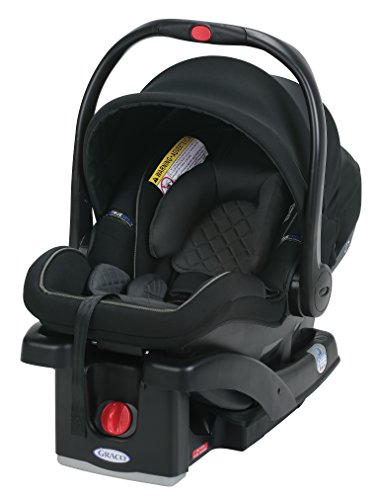 Find Discount Graco SnugRide 35 Platinum Infant Car Seat with TrueShield, Ion
