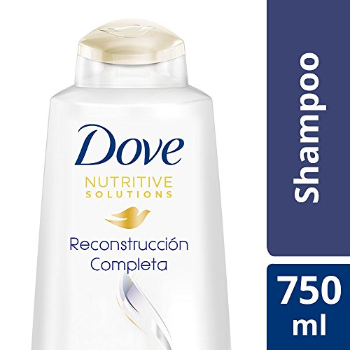 Shampoo Dove Reconstrucción Completa 750 ml