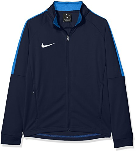 Nike Kinder Dry Academy 18 Jacke, Obsidian/Royal Blue/White, L