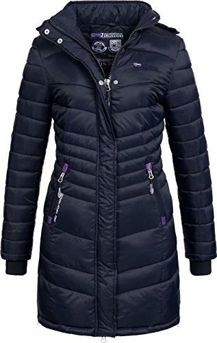 Geographical Norway Damen Steppmantel Antalia/Carless navy M