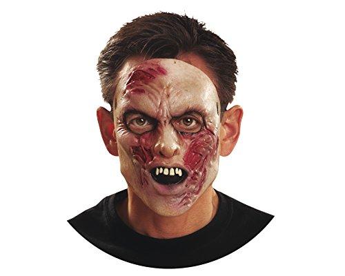 My Autres Me (viving Costumes mom00367) – Masque de Zombie pour Les Adultes, infectées Taille Simple