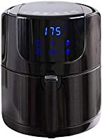 Elpis Air Fryer AF-589T, 5.3 Quart Oil Free L Electric Hot Air Fryers Oven, Programmable 8-in-1 Cooker with Preheat &...