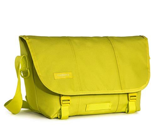 Timbuk2 1108-4-4285 Herren & Damen Tasche Klassische Messenger Bag, Umhängetasche, Schultertasche, Kurriertasche, Business Tasche 31x46x13 Sulphur (Gelb), M