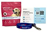 GoodPup Dog and Puppy Training Kit: Train Over 1-on-1 Video Chat. Treats, 6FT Leash, 2 Weeks of at-Home Training