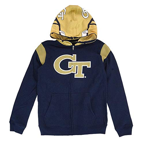 ga tech sweatshirt - 9