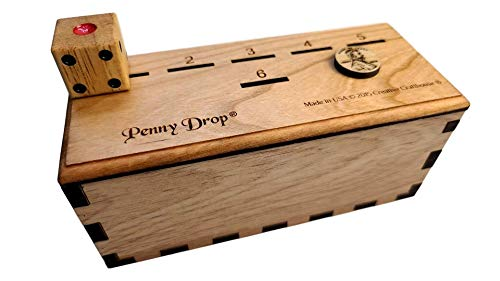 Creative Crafthouse Penny Drop Game Premium Version