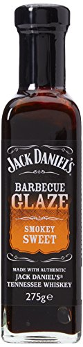 Jack Daniel's BBQ Glaze Smokey Sweet, 8er Pack (8 x 275 g)