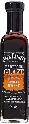 Jack Daniel\'s BBQ Glaze Smokey Sweet, 8er Pack (8 x 275 g)