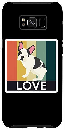 Galaxy S8+ French Bulldog Love Case
