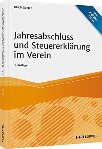Jahresabschluss und Steuererklärung im Verein (Haufe Fachbuch)